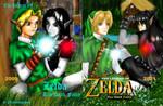 Cover Remake- The Legend of Zelda- The Dark Fairy