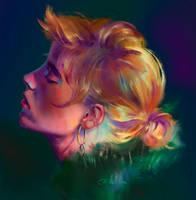Color practice by belllka