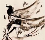 Dance of the Black Swan