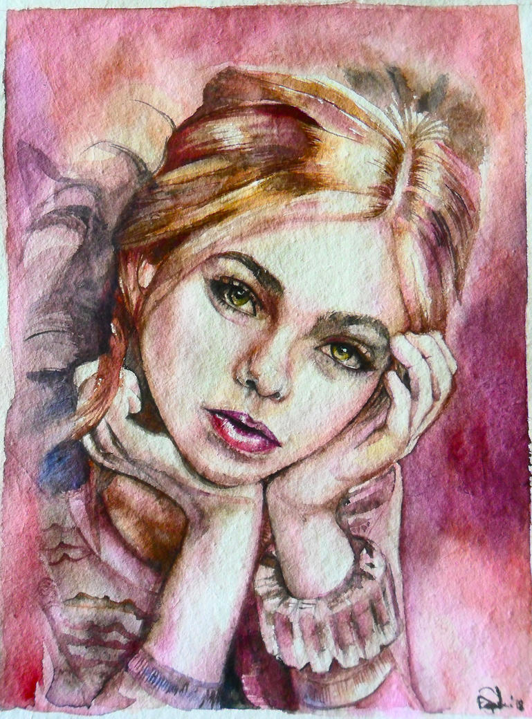 Elle Fanning by SufiaEasel
