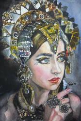 Habibi Lal (Kira Lebedeva) by SufiaEasel