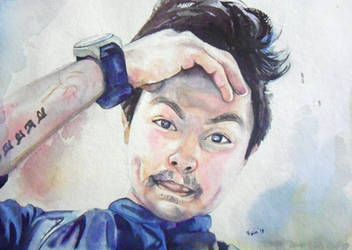 Pingcu Tripura in Watercolor by SufiaEasel
