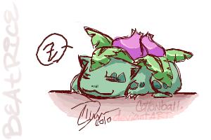 iScribble Ivysaur