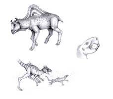 Holocene Fauna by electreel