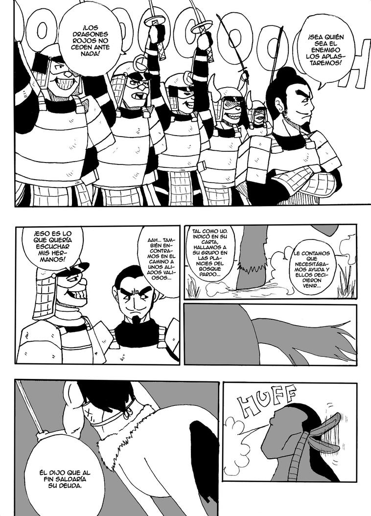 Ultimo dragon - Cap 4 - Pag 15 by cancertz on DeviantArt