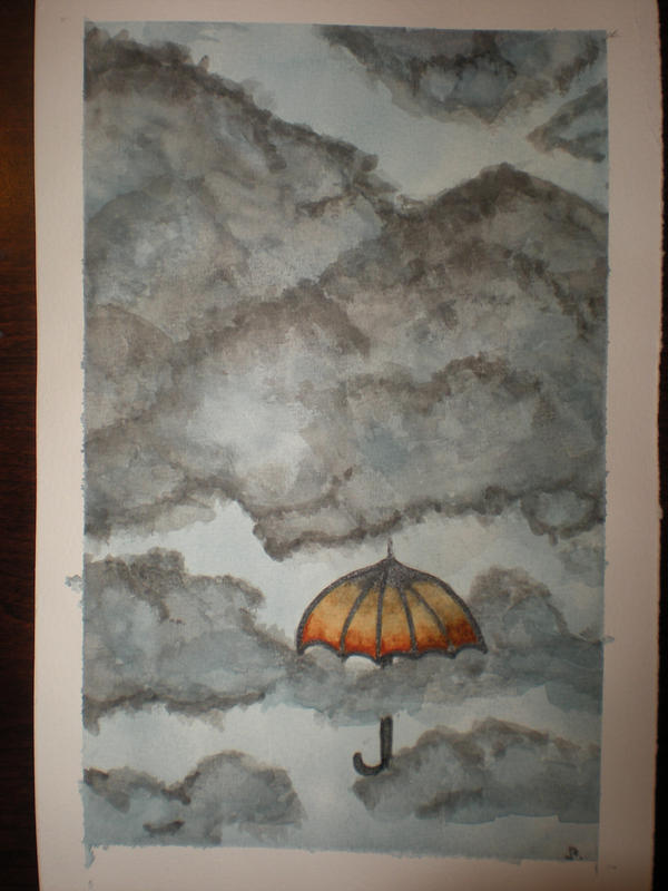 watercolor action by joshhatesart