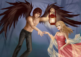 Angel by pinkpolka234