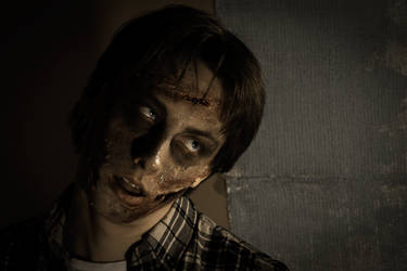 Zombie Dude by AlLwAyStHeRe4u