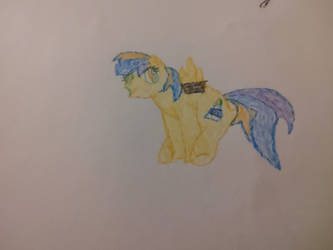 Aurora Dawn(MLP Characters from Rainbow Factory)