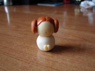 Little Leia by Mirax-chan
