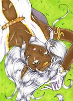 Pirotess for Tess by Mirax-chan