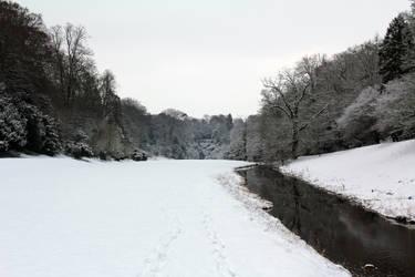 Snowy Wonderland 3 by Mirax-chan