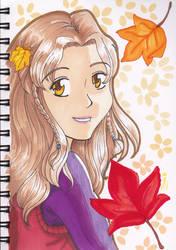 Autumn Sobi by Mirax-chan