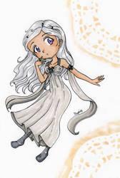 mini Daenerys by Mirax-chan