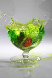 Cocktail Splash by glittercookie