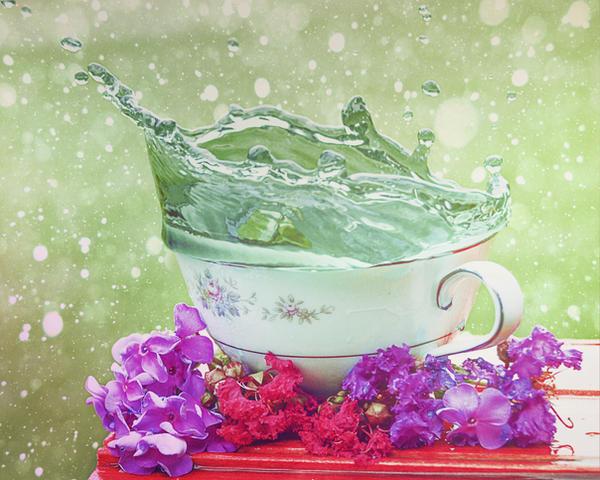 Alabama Teacup II by LashelleValentine