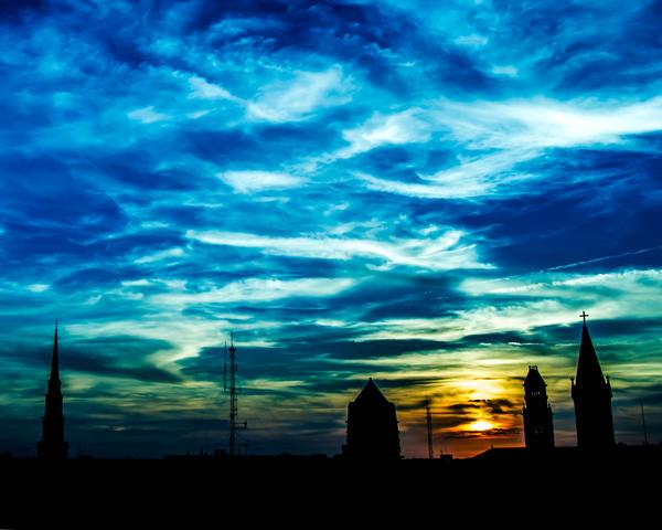 Clear Blue Wonder by LashelleValentine