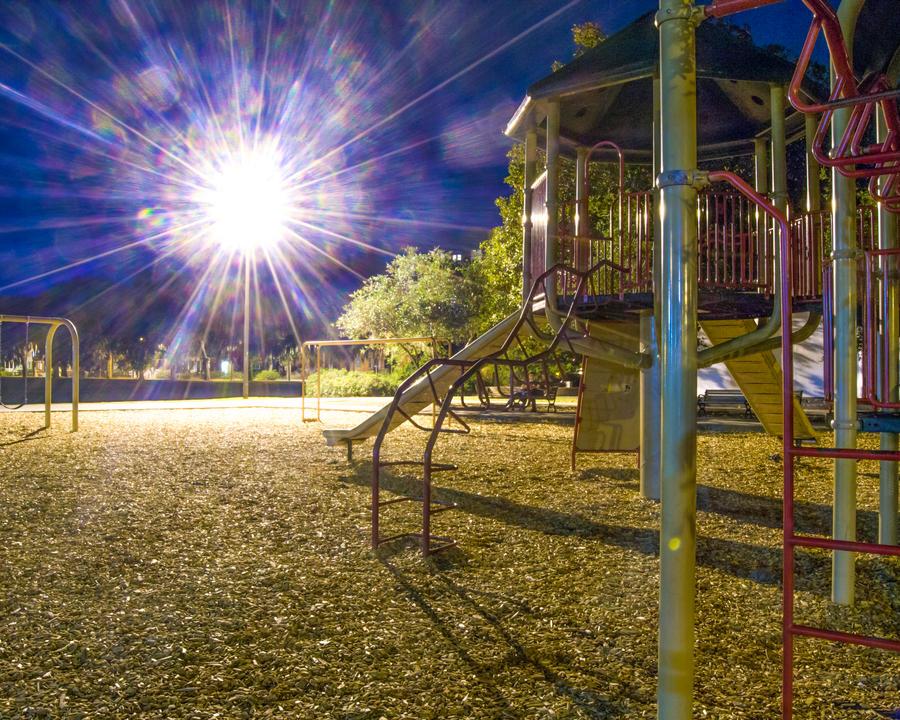 Playground in a Different Light by LashelleValentine