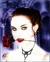 A Vampire Portrait