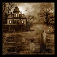Phantom Manor by LadyVictoire