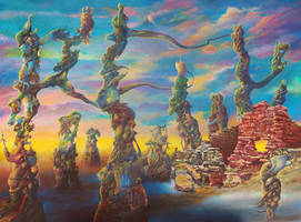 'The Gathering Place' by Tolkyes