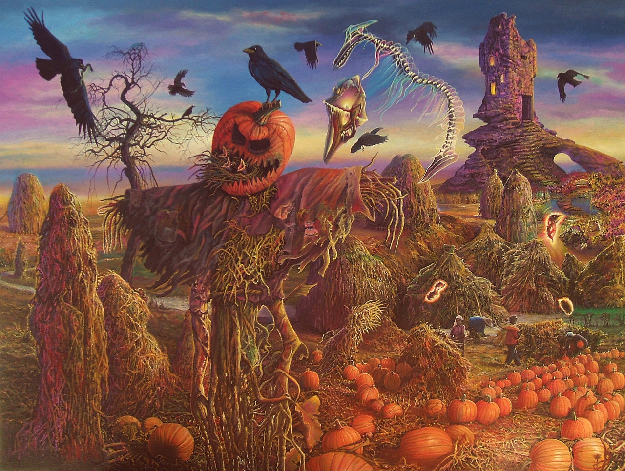 'Autumn Harvest' by Tolkyes