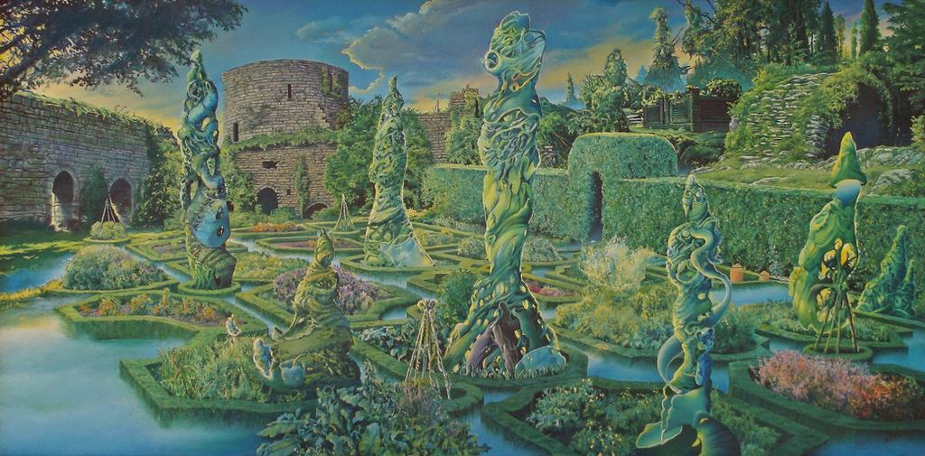 Secret Garden II by Tolkyes