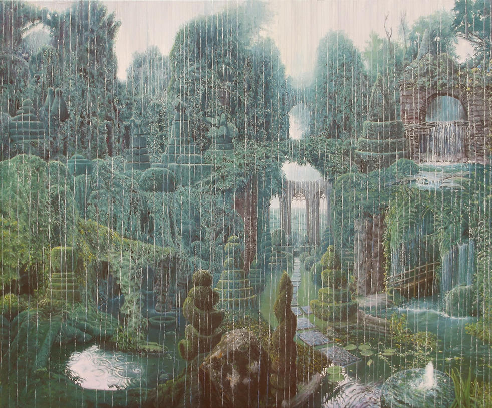 Rain by Tolkyes