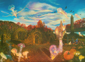 Autumn Enlightenment by Tolkyes