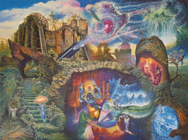 Reality is But a Portal Within a Portal by Tolkyes