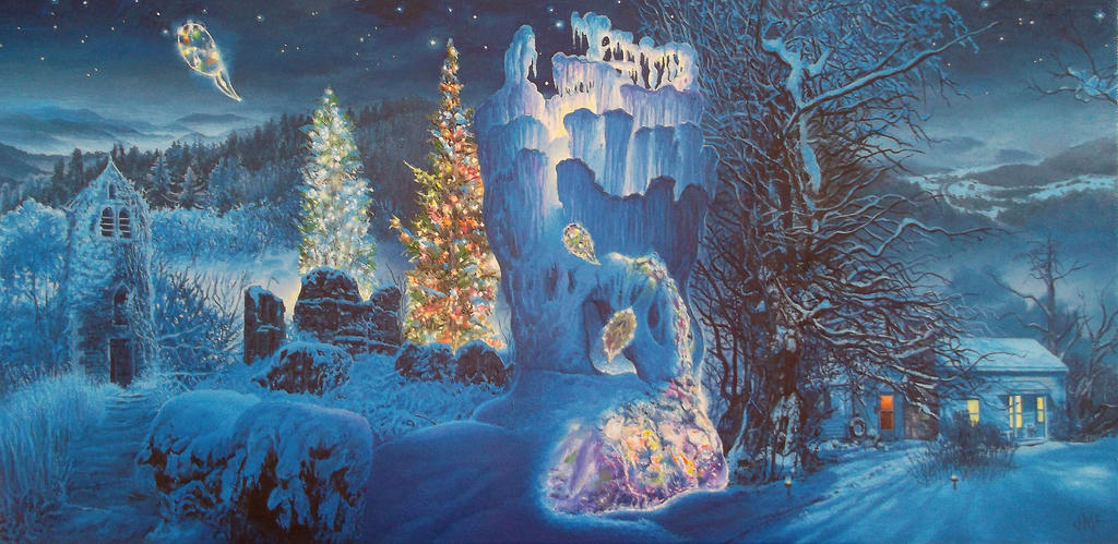 Christmas Eve by Tolkyes