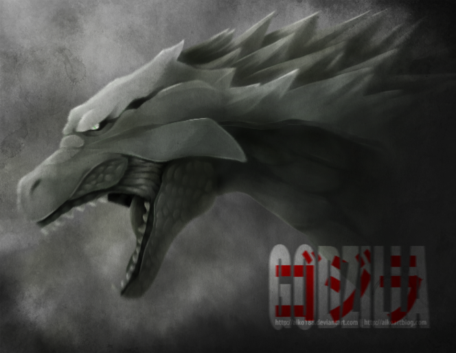 :: GOJIRA :: by Aikobo