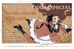 Witching Hour by OlgaUlanova