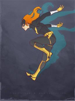 Batgirl jump