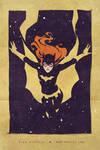 Batgirl a la retro