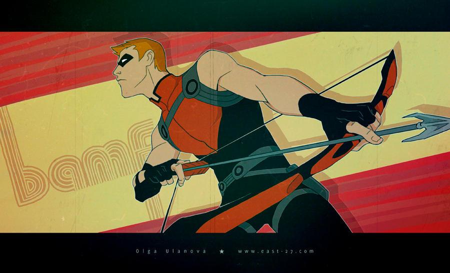 YJ - Red Arrow bad.ass by OlgaUlanova