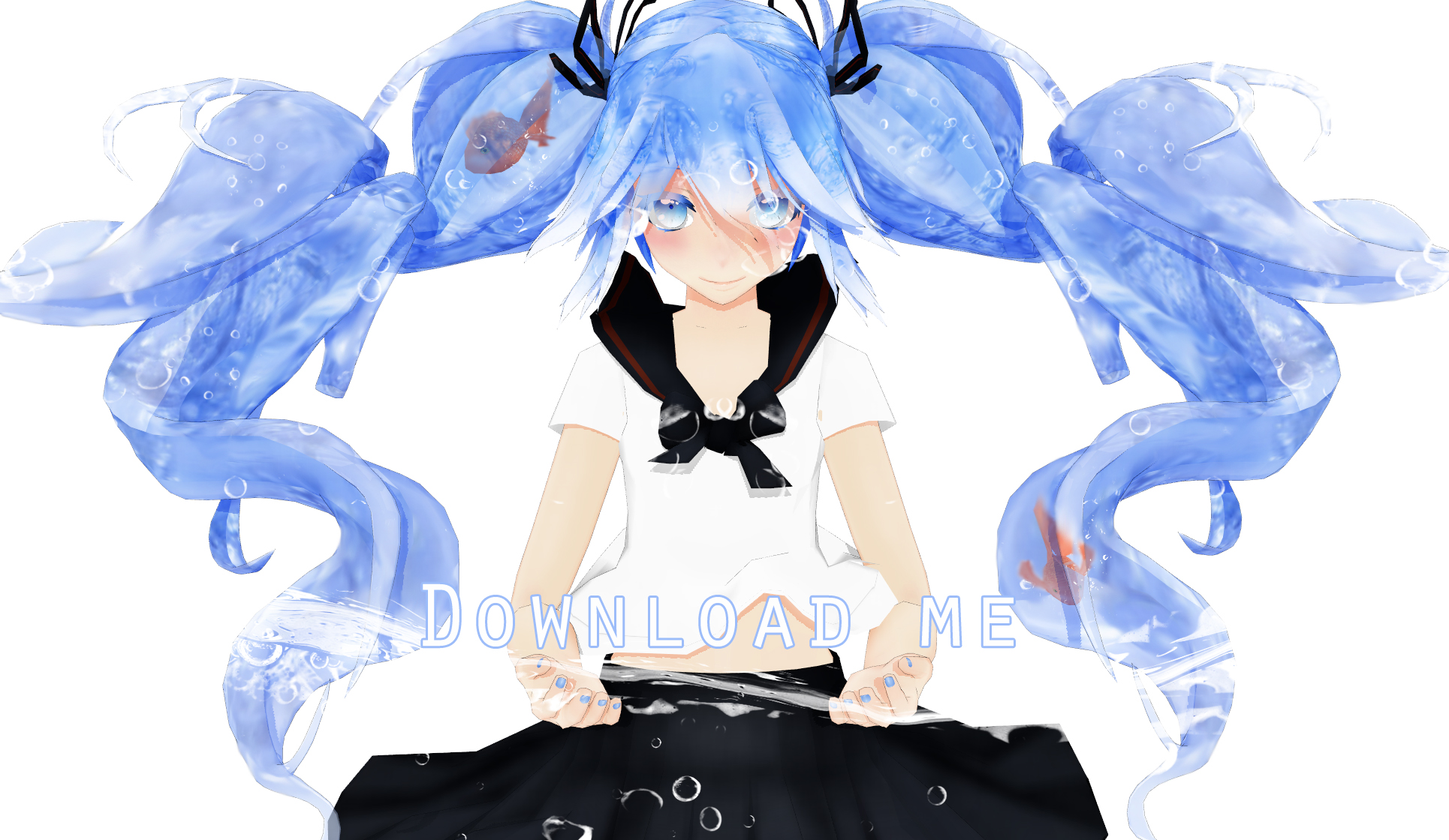 ~Bottle Miku~Download~ by ElviraMoa