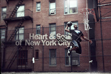 Heart 'n Soul of NYC artwork by iRedGfx