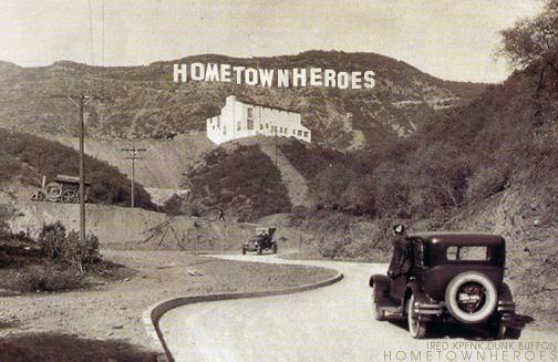 Hometownheroes' hills by iRedGfx
