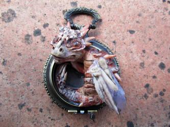 Baby Draco from Dragonheart by hodryronja