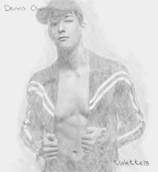 Dennis Oh by violette13