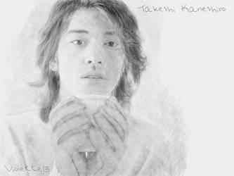 Takeshi Kaneshiro by violette13