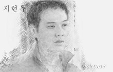 Ji Hyun Woo by violette13