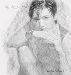 Nicolas Tse by violette13
