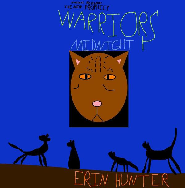 Warrior Cats Midnight By Joyfeather On DeviantArt