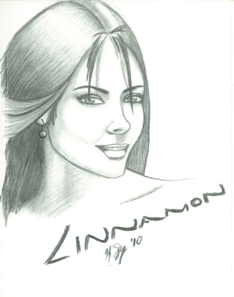 Portrait of Cinnamon by kkskipper