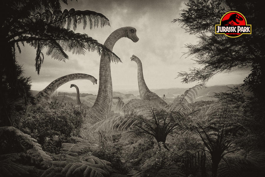 brachiosaurus jurassic park - photo #1