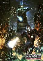 Iron Man by tomzj1
