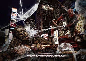 The Amazing Spiderman by tomzj1