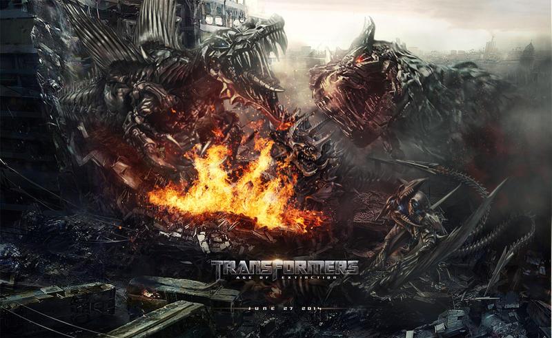 Transformers 4 - Dinobots by tomzj1 on DeviantArt